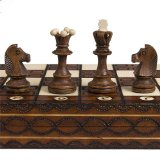 Junior European International Chess Set Game