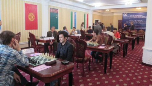 3rd Central Asia Chess Cup