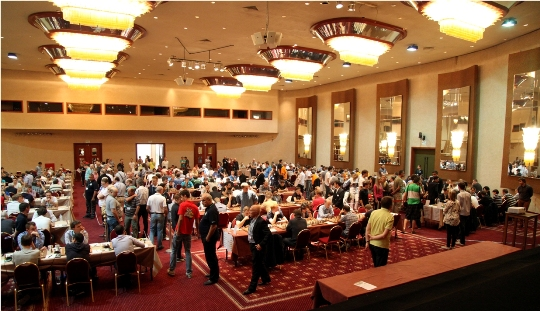 European Chess Club Cup - Round 1 Report