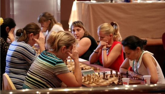 European Chess Club Cup - Round 3 Report