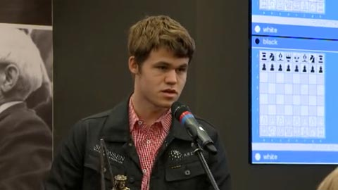 Western media praises Carlsen's roles outside the chessboard