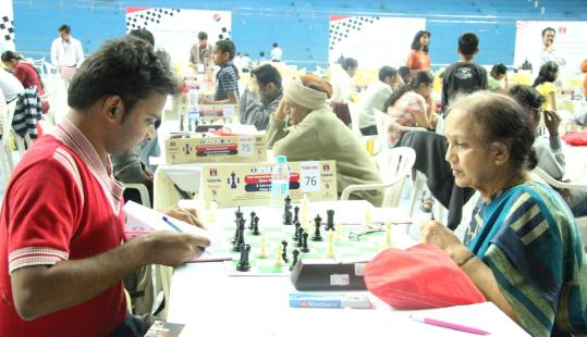 Players in action Category B (2)