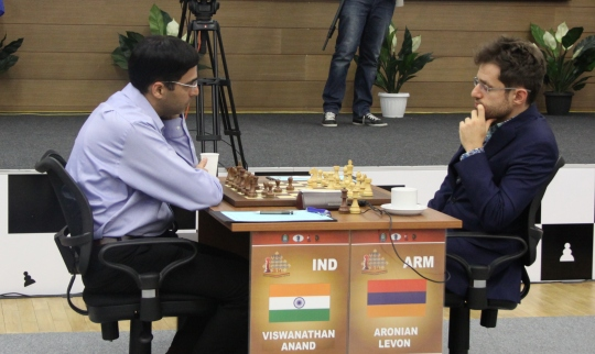 Aronian-Anand