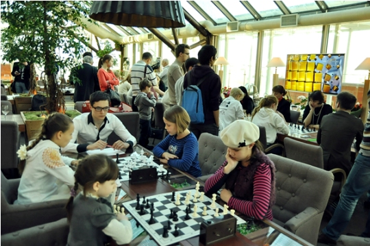 Children's chess tournament